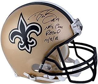 DREW BREES Autographed Saints