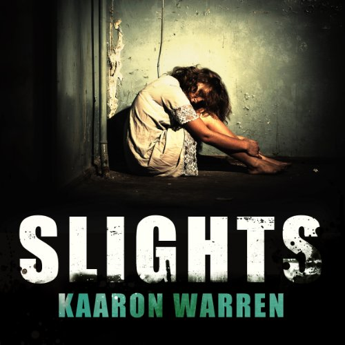 Slights audiobook cover art