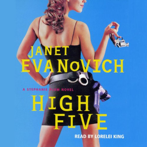 High Five cover art
