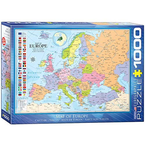1000 piece puzzle europe - 5