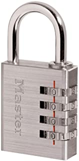 Master Lock 643D Set Your Own Combination Padlock, 1 Pack