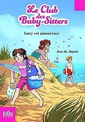 Le Club Des Baby Sitters 8 Lucy Est Amoureuse