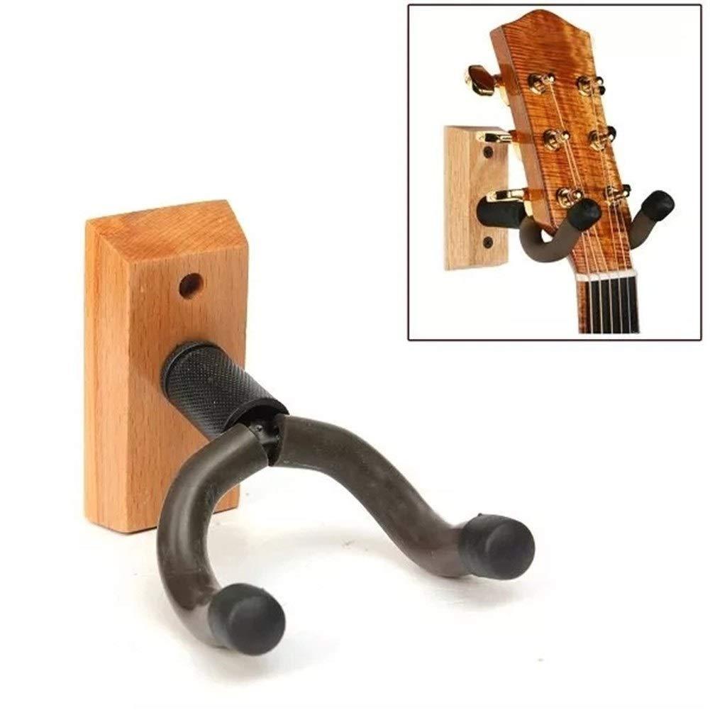 ZhanPing Classical Partes de Guitarra, Base de Madera sostenedor ...