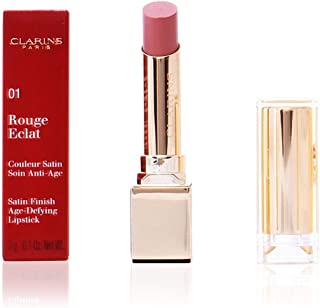 Clarins Rouge Éclat Age Defying Lipstick, No. 02 Sweet Rose 3 g