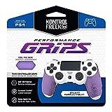 KontrolFreek Performance Grips for Playstation 4 (PS4) Controller