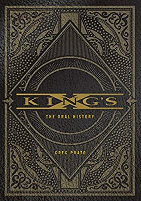 King's X Authorized Biography Available for Pre-order