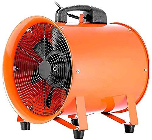 Extractor De Baño, Ventilador de extractor de baño, ventilador de extractor de cocina Ventilador de flujo axial portátil 220V Barco de ventilador de ventilador móvil portátil