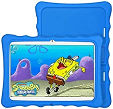 LAMZIEN Tablet Cases, Multi-Angle Adjustment, Anti-Collision, Stand Silicone Cover..