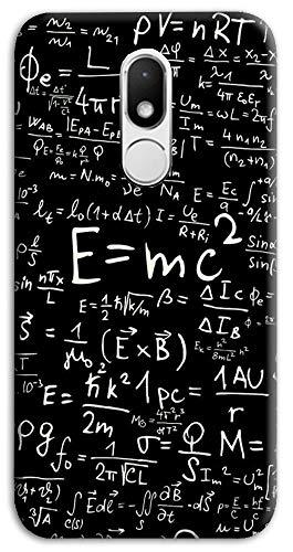 Mixroom - Cover Custodia Case in TPU Silicone Morbida per Wiko Wim Lite M745 Formule Algebriche di Matematica