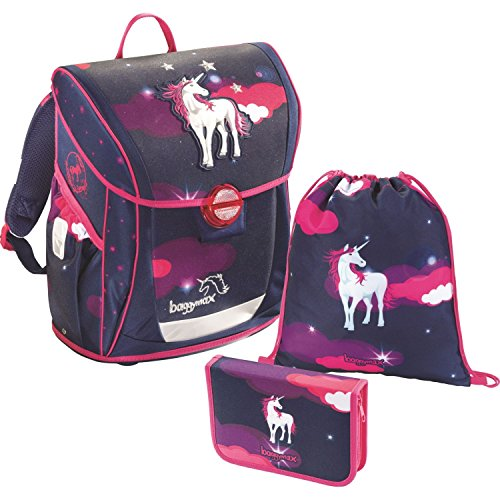 baggymax® 138518 Fabby Schulranz. Unicorn Dream