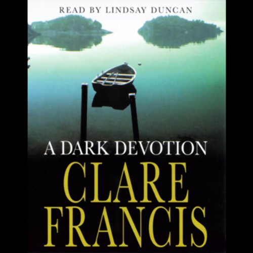 A Dark Devotion audiobook cover art