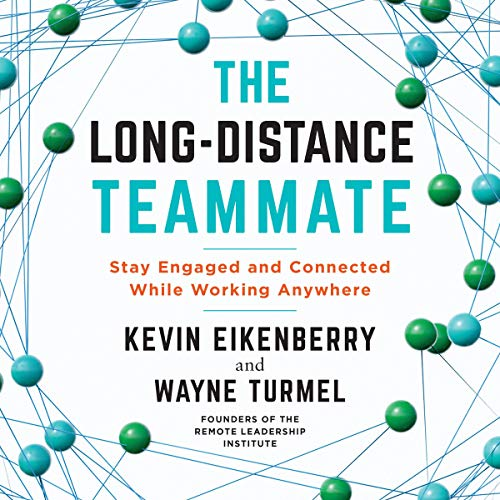 The Long-Distance Teammate cover art