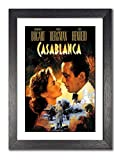 Casablanca #3 Alt Werbung Klassisch Film Cinema Film Star