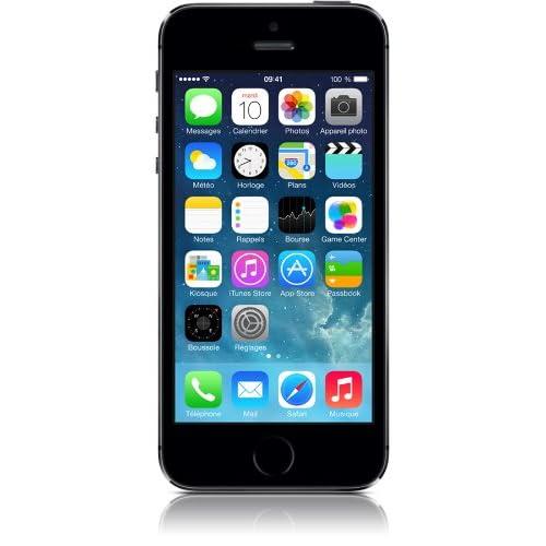 iPhone 5S ? 16 GB ? gris espacial smartphone reconditionné a ...