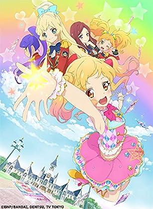 【Amazon.co.jp限定】アイカツスターズ! 5th anniversary ALL☆STARS Blu-ray BOX(描き下ろしA3クリアポスター&ブロマイド8枚セット付)