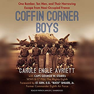 Coffin Corner Boys cover art