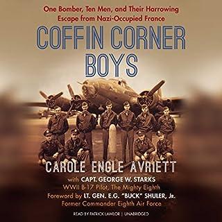 Page de couverture de Coffin Corner Boys