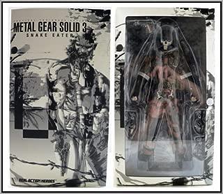 Medicom Metal Gear Solid Naked Snake - Square Camouflage RAH 12