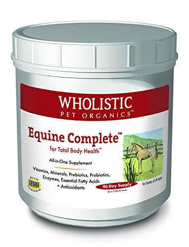 Wholistic Pet Organics Equine Complete Supplement, 8 lb