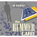 SOLOMAGIA Hummer Card - Floating Card - Karten Tricks - Zaubertricks und Props