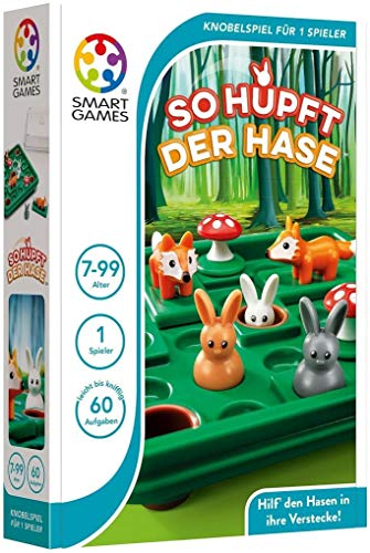 SMART Toys and Games GmbH SG421DE So hüpft der Hase, bunt