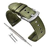 Vinband Bracelet Montre Haute Qualité Nylon Bracelet Montre - 18mm, 20mm, 22mm, 24mm...
