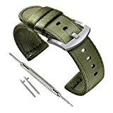 Vinband Cinturini Orologi Alta qualità Nylon Orologi Bracciale - 18mm, 20mm, 22mm, 24mm C...