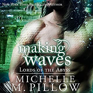 Making Waves     Lords of the Abyss, Book 5              By:                                                                                                                                 Michelle M. Pillow                               Narrated by:                                                                                                                                 Rebecca Cook                      Length: 2 hrs and 22 mins     Not rated yet     Overall 0.0