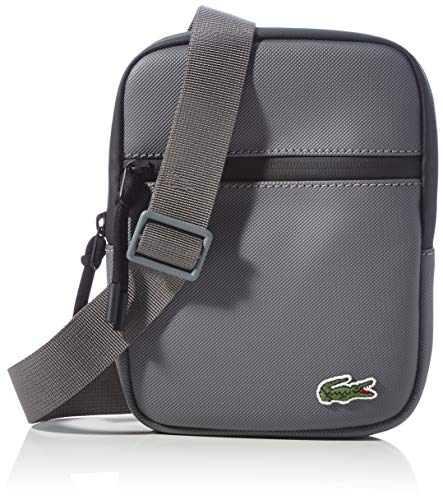 Lacoste Herren NH3307LV Tasche, Smoked Pearl Black, Einheitsgröße EU