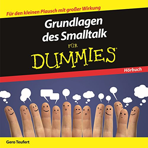 Grundlagen des Smalltalk für Dummies audiobook cover art