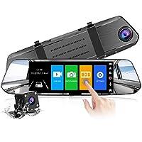 Telecamera per Auto da 7 pollici Touchscreen Full HD 1080P