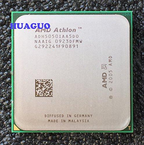 AMD Athlon 64 X2 5050e 2.6GHz Dual-Core CPU Processor ADH5050IAA5DO Socket AM2 1MB 45W