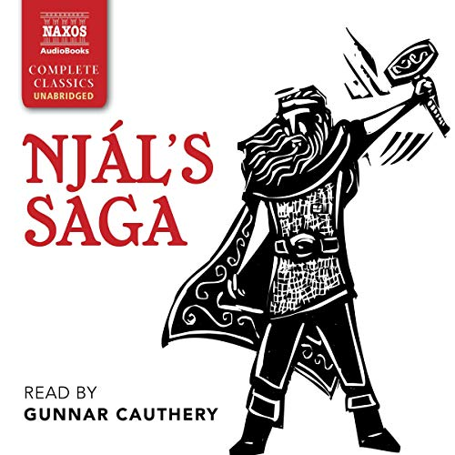 Njál's Saga cover art