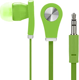 Earphone,Cinhent Universal 3.5mm in-Ear Stereo Earbuds for Cell Phone