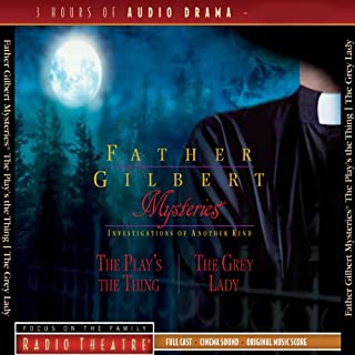 Father Gilbert Mysteries cover art