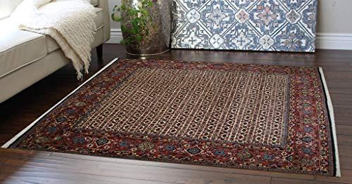 TrendyLiving4U tapijt woonkamer laagpolig nain 9LA handwerk 250x295cm