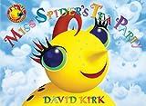 Miss Spider's Tea Party: 25th Anniversary Edition (Little Miss Spider)