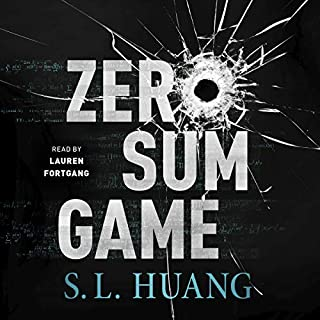 Zero Sum Game audiobook cover art