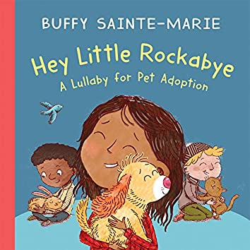 Hey Little Rockabye (A Lullaby for Pet Adoption)