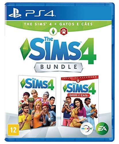The Sims 4 - Bundle - Cães e Gatos - PlayStation 4
