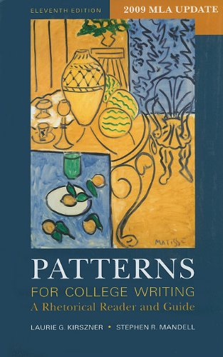 Patterns for College Writing 11e with 2009 MLA Update & CompClass