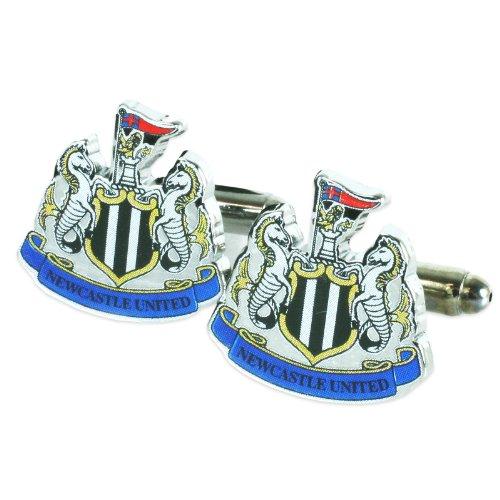 Newcastle United FC Cufflinks (Crest)