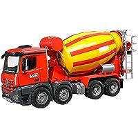 Bruder 03654, Camión Hormigonera