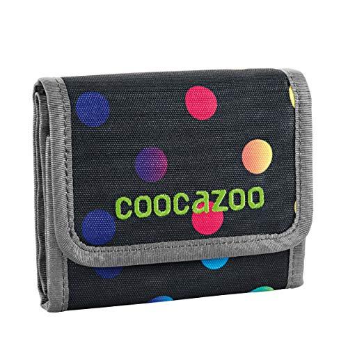 Coocazoo Wallet CashDash Magic Polka Colorful multicolore