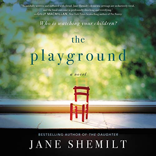 The Playground audiobook cover art