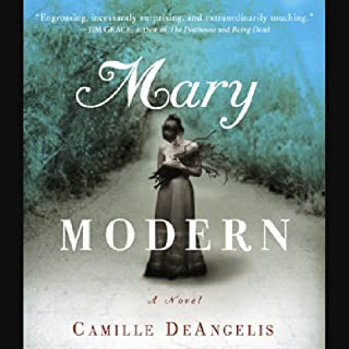Mary Modern audiobook cover art