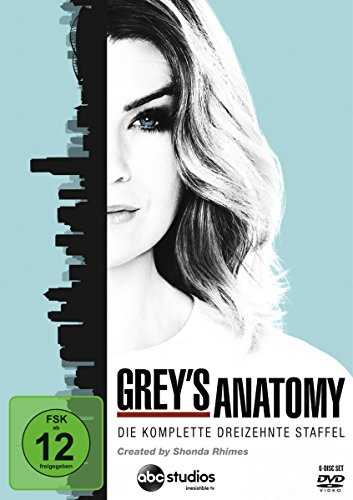 Grey's Anatomy: Die jungen Ärzte - Die komplette dreizehnte Staffel [6 DVDs]