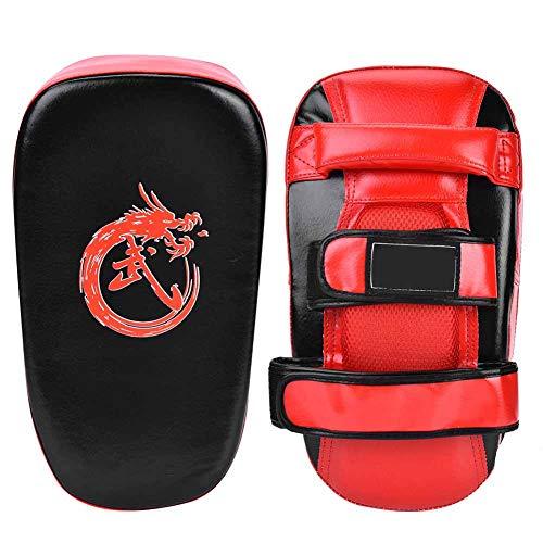 Objetivo de boxeo resistente a las lágrimas, titular de destino hecho de cuero PU + Efecto de entrenamiento de almohadillas de espuma de espuma