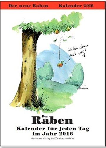 Raben-Kalender 2016
