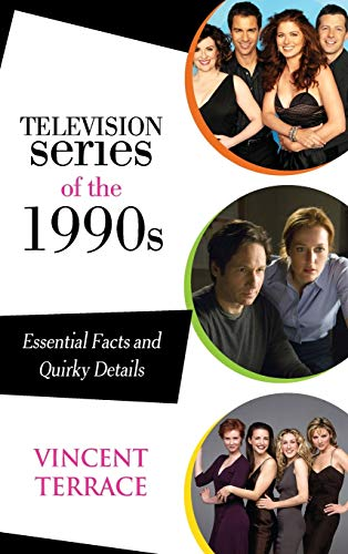 Preisvergleich Produktbild Television Series of the 1990s: Essential Facts and Quirky Details